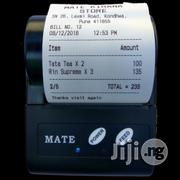 1 Inch / 58mm Supermarket Bluetooth Thermal Receipt Printer | Store Equipment for sale in Lagos State, Ikeja