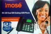 Imose Im Dual Sim Desktop Gsm Phone | Home Appliances for sale in Lagos State, Ikeja