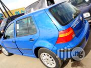 Volkswagen Golf 4 1.6 2002 Blue | Cars for sale in Lagos State, Amuwo-Odofin