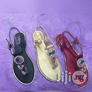 Flat Buckle Sandal   Shoes for sale in Lagos State, Ikoyi