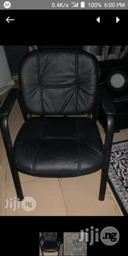 Quality Office Leather Chiar With Armrest . | Furniture for sale in Lagos State, Ikotun/Igando