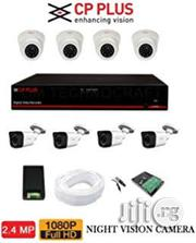 8 Channel Combo Kit Wireless Cameras | Photo & Video Cameras for sale in Lagos State, Ikeja