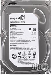 Seagate CCTV Surveillance 4 Terabyte Hard Disk Drive(HDD)   Computer Hardware for sale in Lagos State, Ikeja