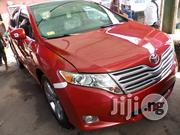 Toyota Venza AWD V6 2011 Red | Cars for sale in Lagos State, Apapa