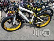 Bicycle With Big Tyre | Sports Equipment for sale in Lagos State, Victoria Island