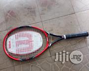 Wilson Lawn Tennis Racket.   Sports Equipment for sale in Lagos State, Maryland