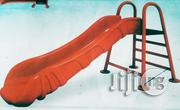 Urgent Buyers For Single Playground Slides With Rail Support   Garden for sale in Lagos State, Ojodu