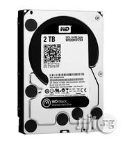 WD - Black 2.0 TB Internal SATA Hard Drive For Desktops | Computer Hardware for sale in Lagos State, Ikeja