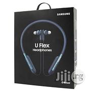 Samsung U Flex Bluetooth Headphone | Headphones for sale in Lagos State, Surulere