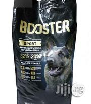 Booster Dog Food - 15kg | Pet's Accessories for sale in Lagos State, Agege