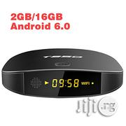 T95D Android Smarttv Box 2gb RAM 16gb Rom HD Wifi Bluetooth | TV & DVD Equipment for sale in Rivers State, Port-Harcourt