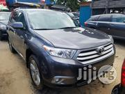 Toyota Highlander Limited 3.5l 4WD 2013 Gray | Cars for sale in Lagos State, Isolo