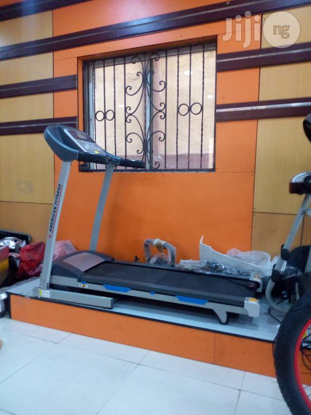 Brand New 2hp Treadmill With Massager
