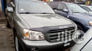 Toyota Highlander Limited 2006 Green   Cars for sale in Lagos State, Lagos Mainland
