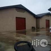 A Twin Warehouse With An Office Attached In Portharcourt Expressway | Commercial Property For Rent for sale in Rivers State, Obio-Akpor