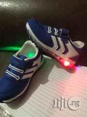 Fashionable Kids Led Sneakers(Made In Turkey) | Children's Shoes for sale in Lagos State, Lagos Island