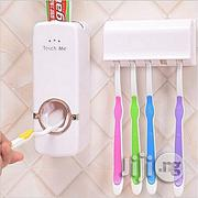 Automatic Toothpaste Dispenser Family Toothbrush Holder | Home Accessories for sale in Lagos State, Lagos Island