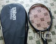 Wilson Lawn Tennis Racket   Sports Equipment for sale in Lagos State, Lagos Mainland