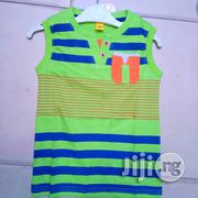 Boys Armless Polo | Children's Clothing for sale in Lagos State, Yaba