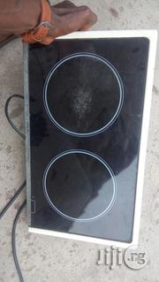 Glass Hot Plate Double | Kitchen Appliances for sale in Abuja (FCT) State, Wuse