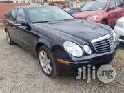 Tokunbo Mercedes-benz E350 2007 Black | Cars for sale in Lagos State, Magodo
