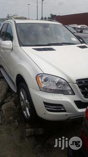 Mercedes Benz ML350 2011 White | Cars for sale in Lagos State, Lagos Mainland