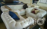 Italian Leather Sofa Chair. | Furniture for sale in Lagos State, Lekki Phase 1