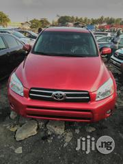 Tokunbo Toyota Rav4 2008 Red | Cars for sale in Lagos State, Apapa