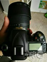 D90 With 55-200mm Lens | Photo & Video Cameras for sale in Lagos State, Ikeja