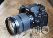EOS 80D CANON Camera On Promo | Photo & Video Cameras for sale in Abuja (FCT) State, Wuse 2