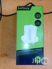 Infinix Fast Charge Charger 18wz   Accessories for Mobile Phones & Tablets for sale in Lagos State, Ikeja