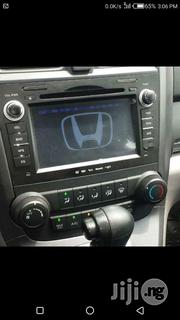 Honda CRV DVD With Reverse Camera | Vehicle Parts & Accessories for sale in Lagos State, Lagos Mainland