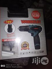 Industrial Rechargeable Drill 18volts   Electrical Tools for sale in Lagos State, Lekki Phase 2