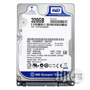 WD- Scorpio Blue 320 GB Laptop Hard Drive | Computer Hardware for sale in Lagos State, Ikeja