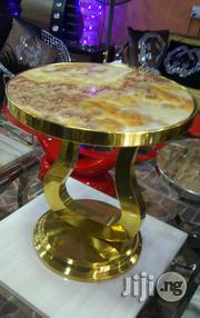 Marble Stool. | Furniture for sale in Abuja (FCT) State, Central Business District