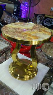 Marble Stool. | Furniture for sale in Abuja (FCT) State, Jabi