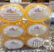 K.Brothers Honey Soap With Pure Honey | Bath & Body for sale in Lagos State, Ojo