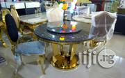 Marble Dining Table. | Furniture for sale in Abuja (FCT) State, Wuse