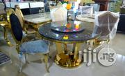 Marble Dining Table. | Furniture for sale in Abuja (FCT) State, Lugbe