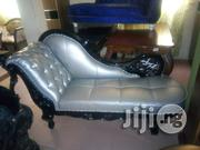 Leather Relaxing Bench | Furniture for sale in Lagos State, Ojo