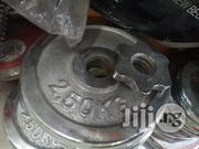 2.5kg Barbell Plate | Sports Equipment for sale in Lagos State, Victoria Island