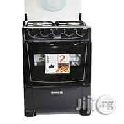Scanfrost CK-5400 NG Gas Cooker Black | Kitchen Appliances for sale in Abuja (FCT) State, Central Business District