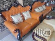 Exotic Unique Strong Royal Sofa Chair Imported Brand New | Furniture for sale in Lagos State, Lagos Mainland