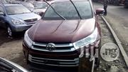Toyota Highlander 2017 Blue | Cars for sale in Lagos State, Lagos Mainland