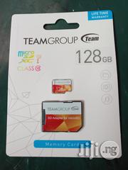 128GB Micro SD Team. | Accessories for Mobile Phones & Tablets for sale in Lagos State, Ikeja
