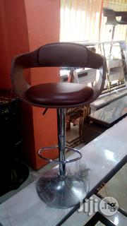 Leather Bar Stool | Furniture for sale in Lagos State, Ojo