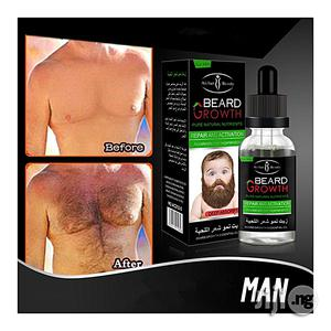 Aichun Premium Oil - Effective Beard Growth Hair Restoration