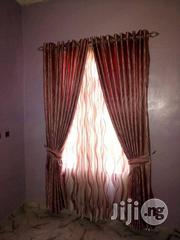 Solid Curtains | Home Accessories for sale in Lagos State, Ilupeju