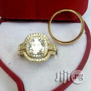 Vegue Gold Wedding Ring   Wedding Wear for sale in Lagos State, Lagos Mainland
