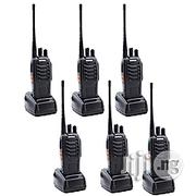 Baofeng Bf888s Walkie Talkie 6 Pieces | Audio & Music Equipment for sale in Lagos State, Ikeja